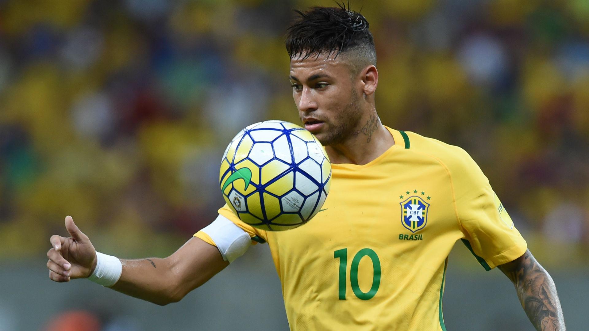 Image result for Neymar named Brazil's best player in Europe