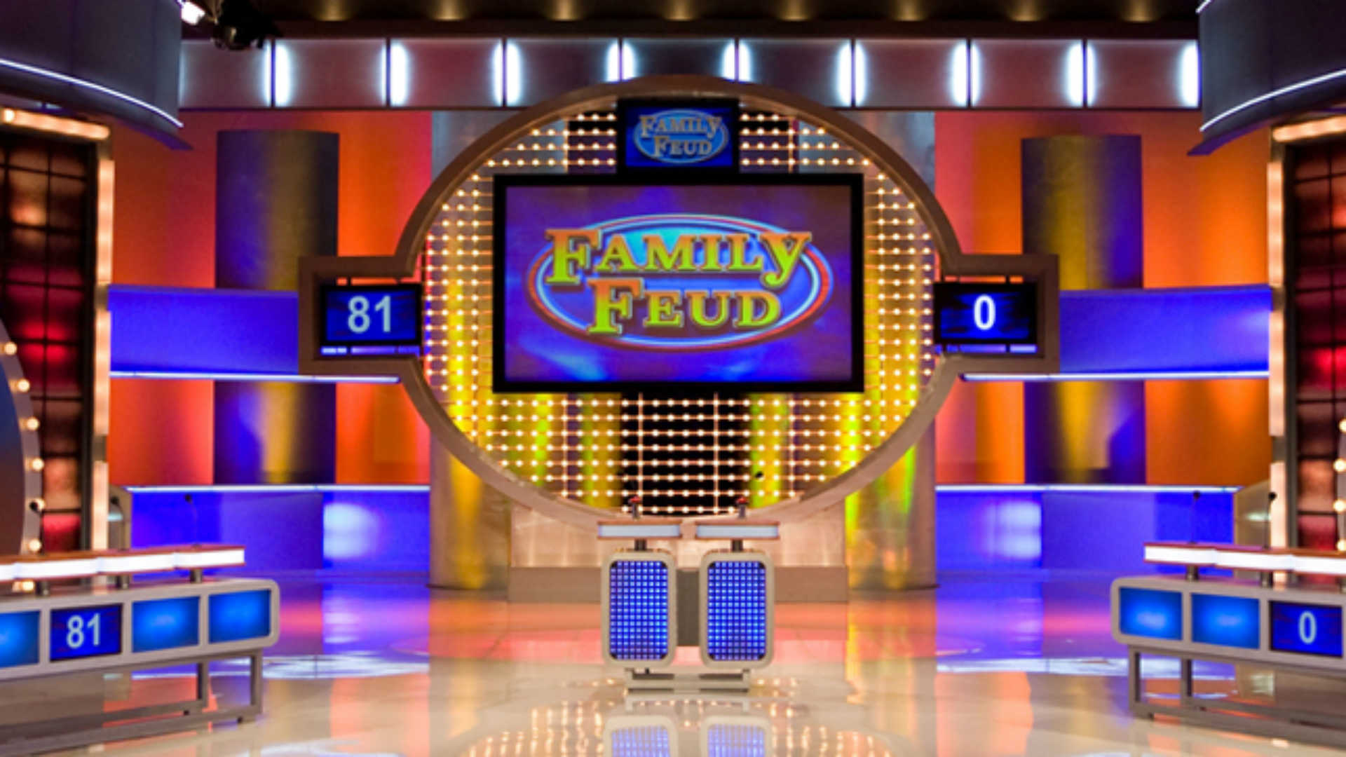 Family Feud Car Game