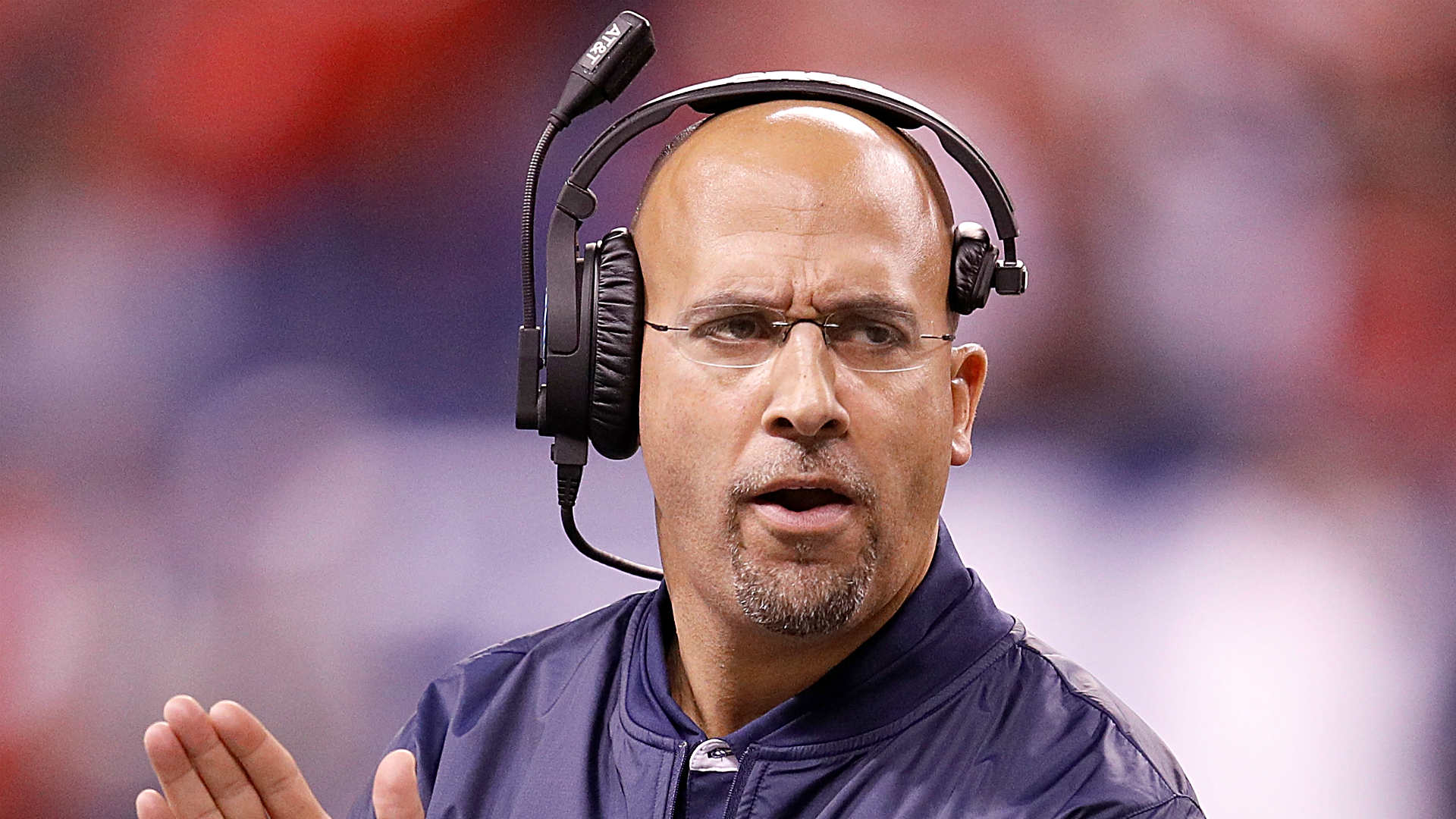 Keeping James Franklin a 'priority,' but no contract details, yet