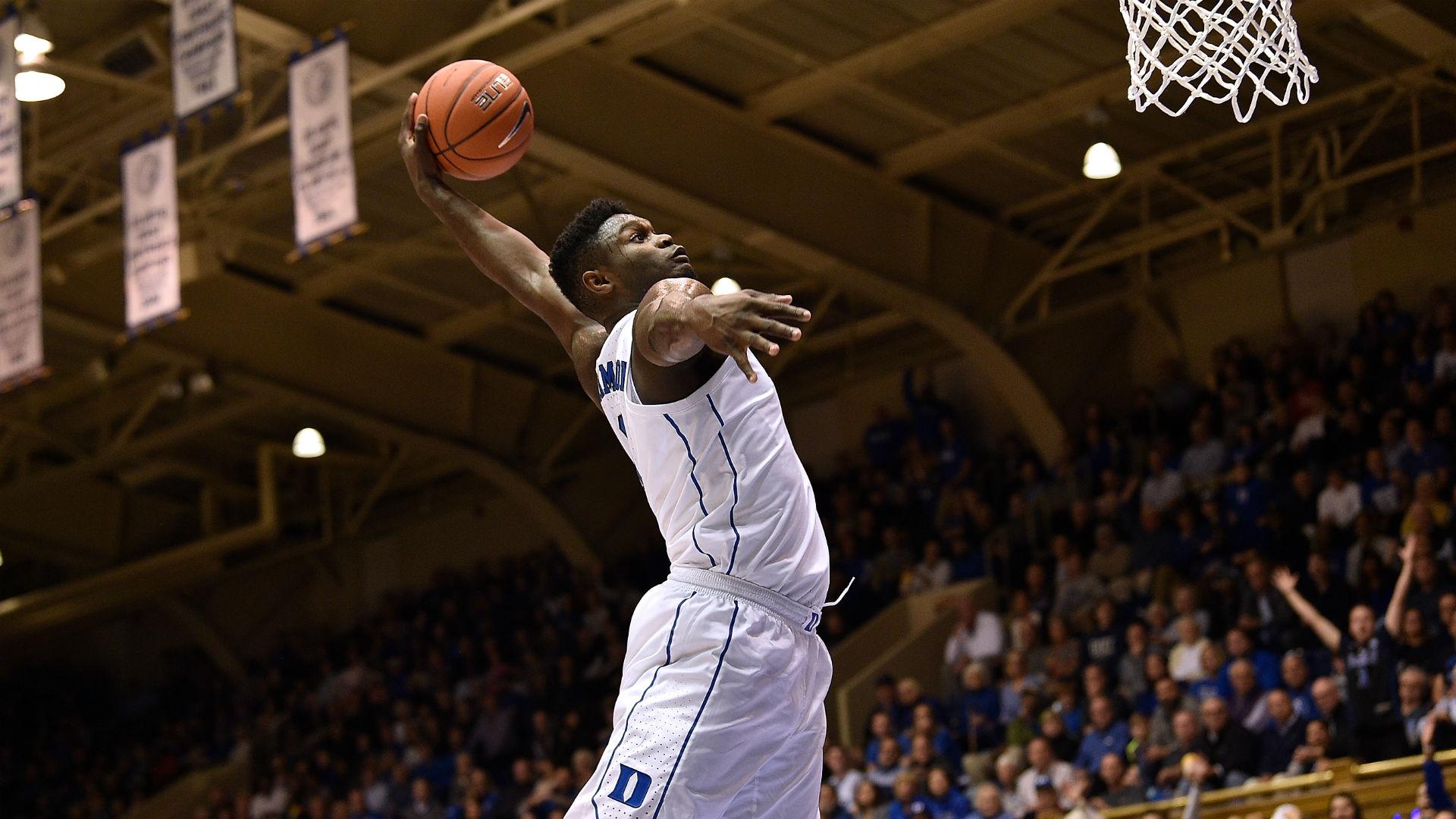 Duke sensation Zion Williamson was offered football scholarship to LSU