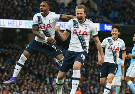 Kane: Tottenham can beat anyone