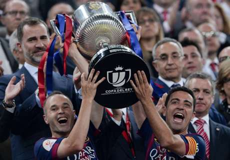 Xavi: Atletico will take home CL trophy