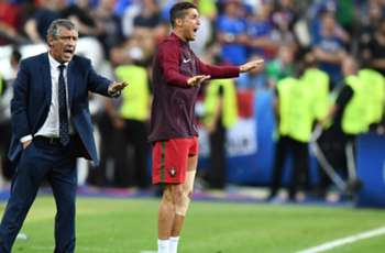Ronaldo like a '12th player' during Euro 2016 final – Portugal boss Santos
