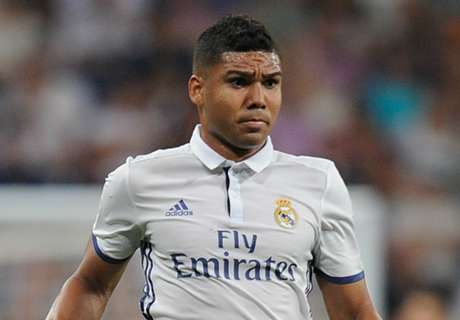 Casemiro: Madrid hurting from Sevilla