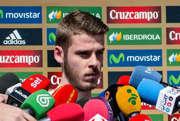 De Gea: Spain are the best in the world