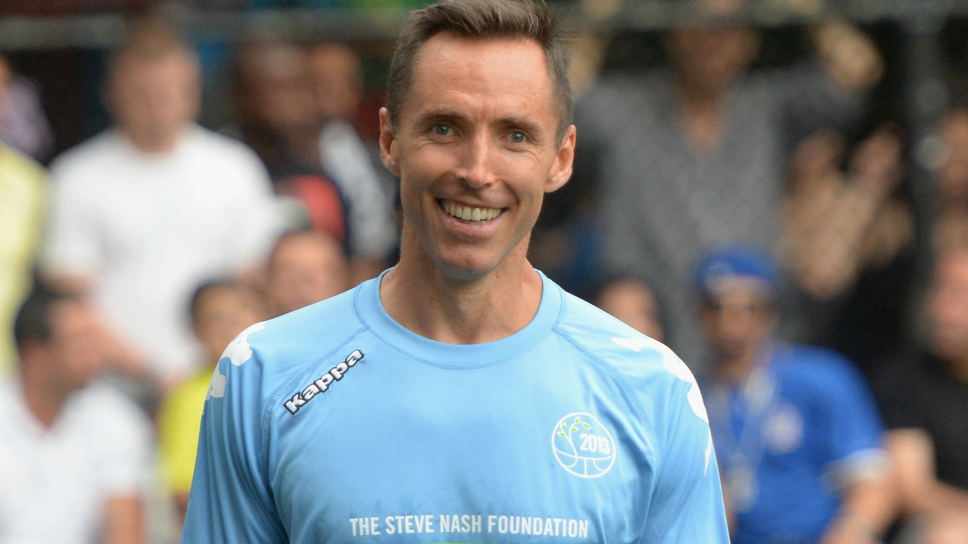 NBA legend Steve Nash launches professional soccer career