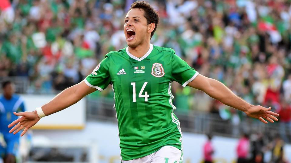 Chicharito Breaks Mexico Scoring Record In Surprise Loss