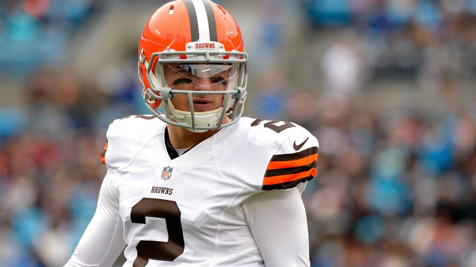 Johnny Manziel Gets The Browns Tribute Video He Deserves
