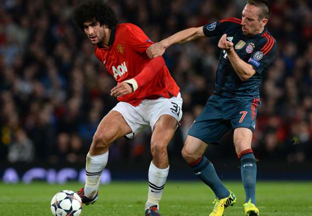 Fellaini finding his feet, says Moyes