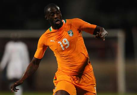 Yaya Toure expected at 2018 WC