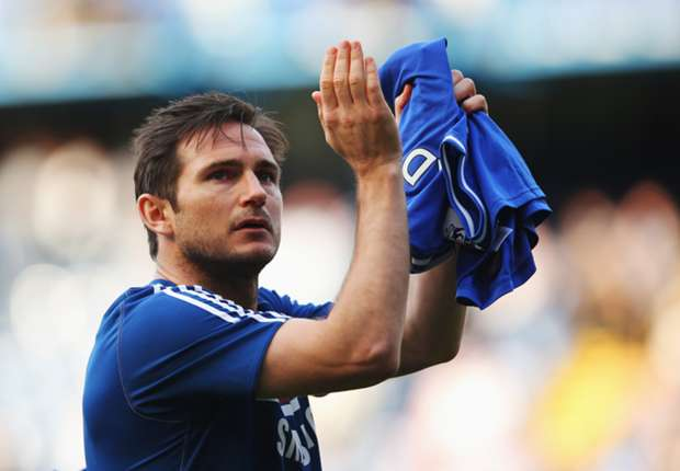 Lampard: I wanted to stay at Chelsea