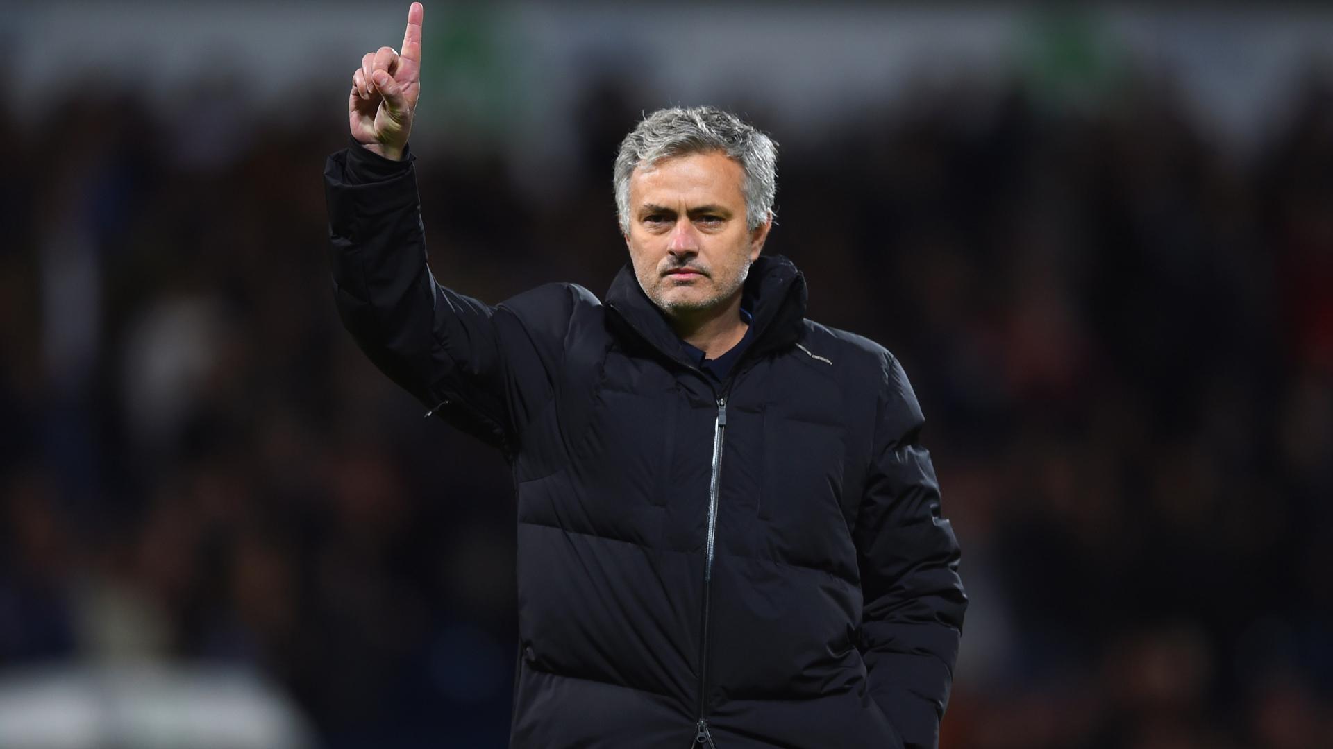 Mourinho blames top four for loss at WBA