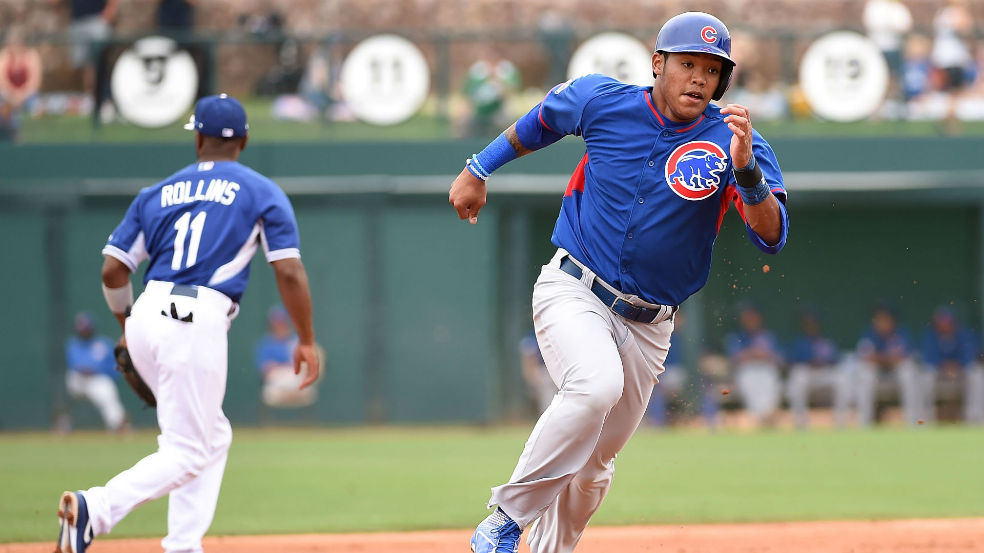 Cubs call up highly touted infielder Addison Russell