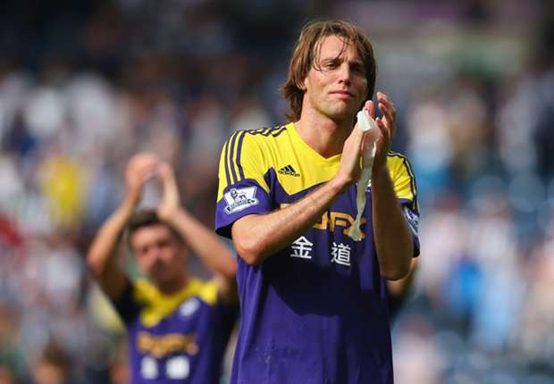 Vorm: Michu's Swansea return only positive from West Brom loss