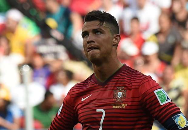 Ronaldo left out of international selection for Portugal
