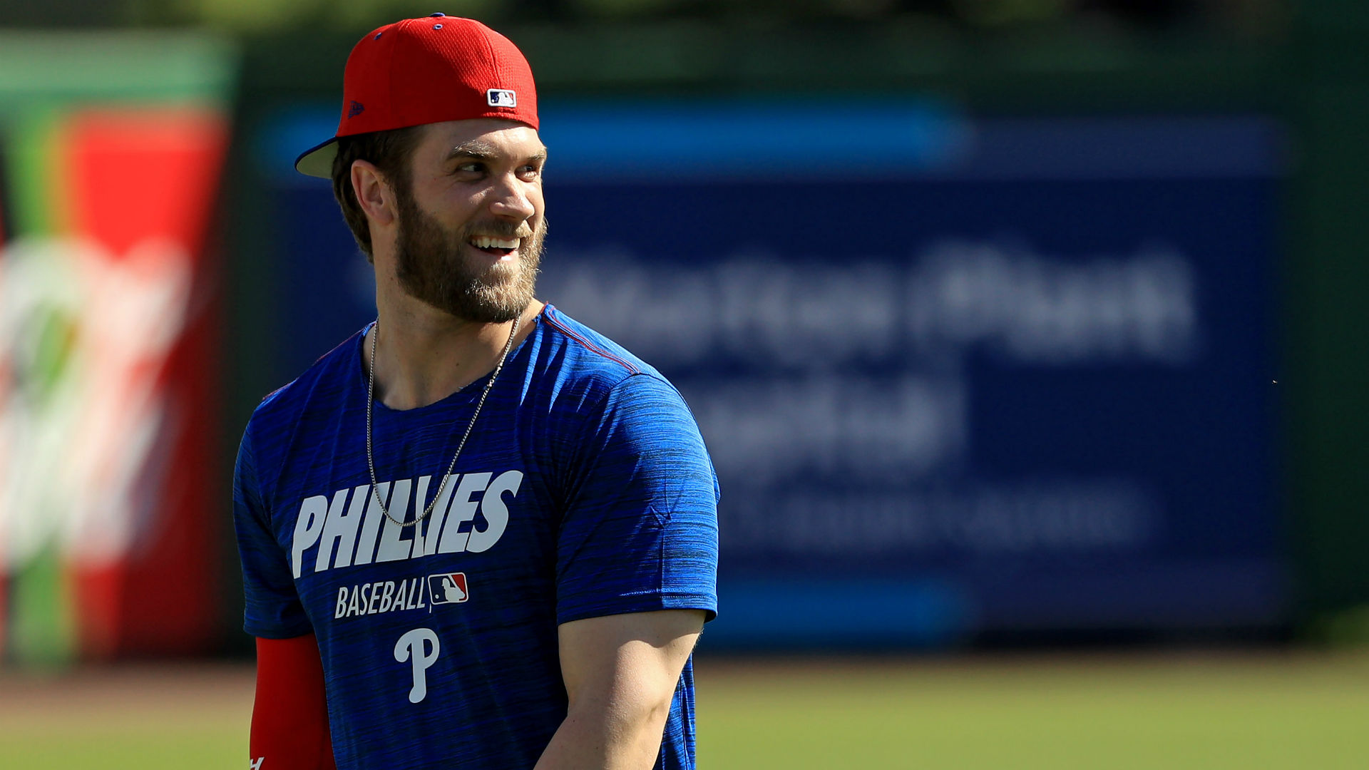 Bryce Harper's Phillies jersey sales set a record