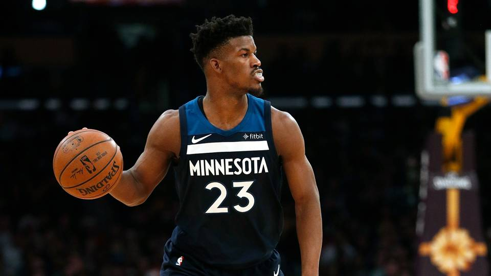 7994bc521fe NBA trade rumors: Rockets join teams after Jimmy Butler | NBA ...
