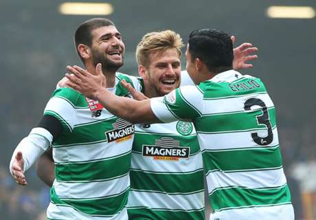 Celtic's Izaguirre needs stitches