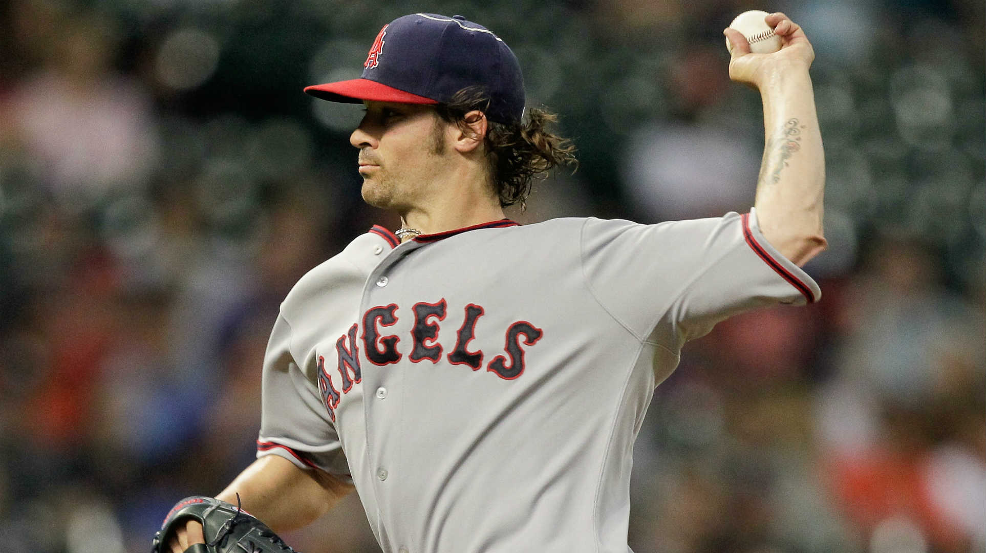 Angels starter C.J. Wilson may need season-ending elbow surgery