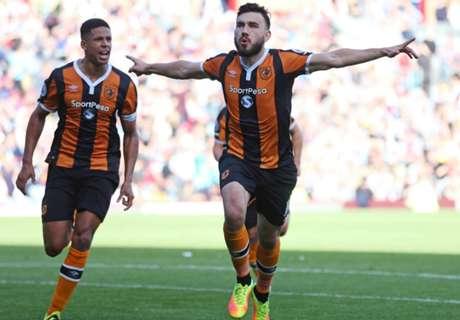 Snodgrass free-kick earns Hull point
