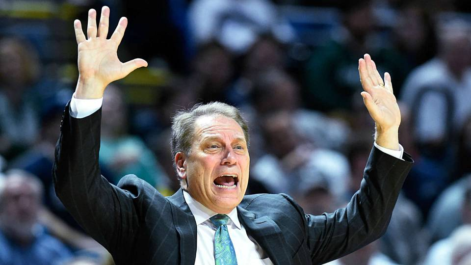 Tom Izzo had big picture in mind at Palestra
