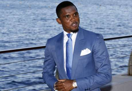 Eto'o takes charge at Antalyaspor