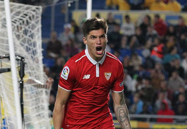 Correa's late show steals it for Sevilla
