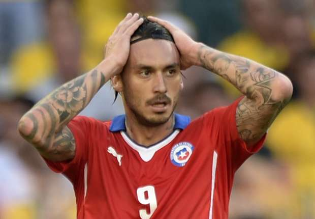 Pinilla gets tattoo of agonizing miss