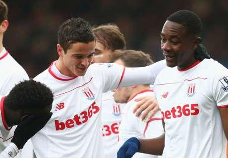 Bournemouth 1-3 Stoke: Imbula strike