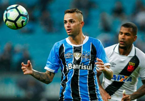 Gremio expect Luan exit as Liverpool, Arsenal and Tottenham circle