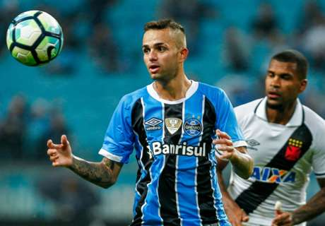 Liverpool target Luan expected to leave