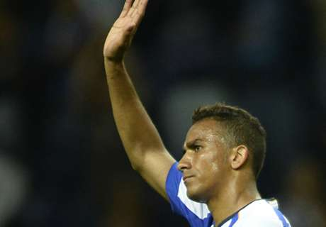 Danilo scores in Porto farewell game
