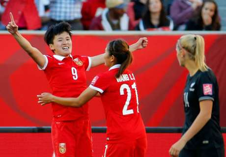 WWC Review: China progresses