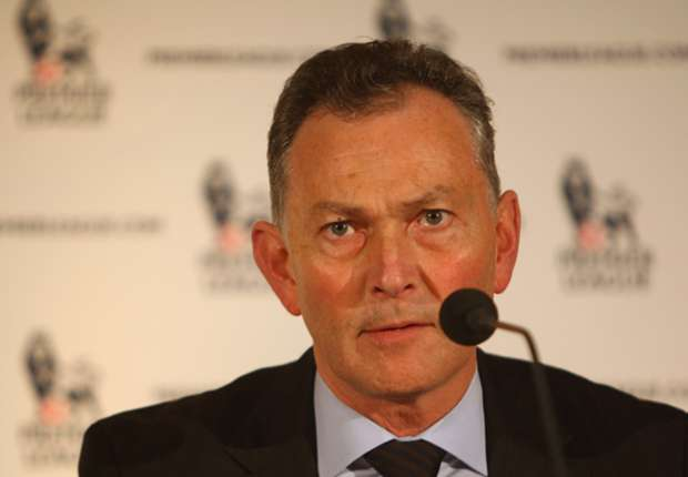 Premier League chief executive Richard Scudamore.