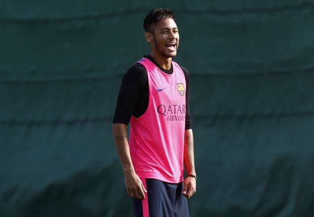 VIDEO: Neymar set for Barcelona return