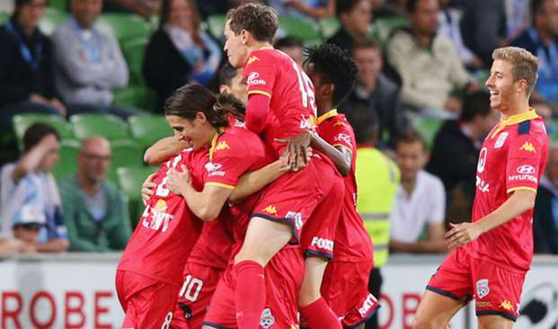 Adelaide United - cropped