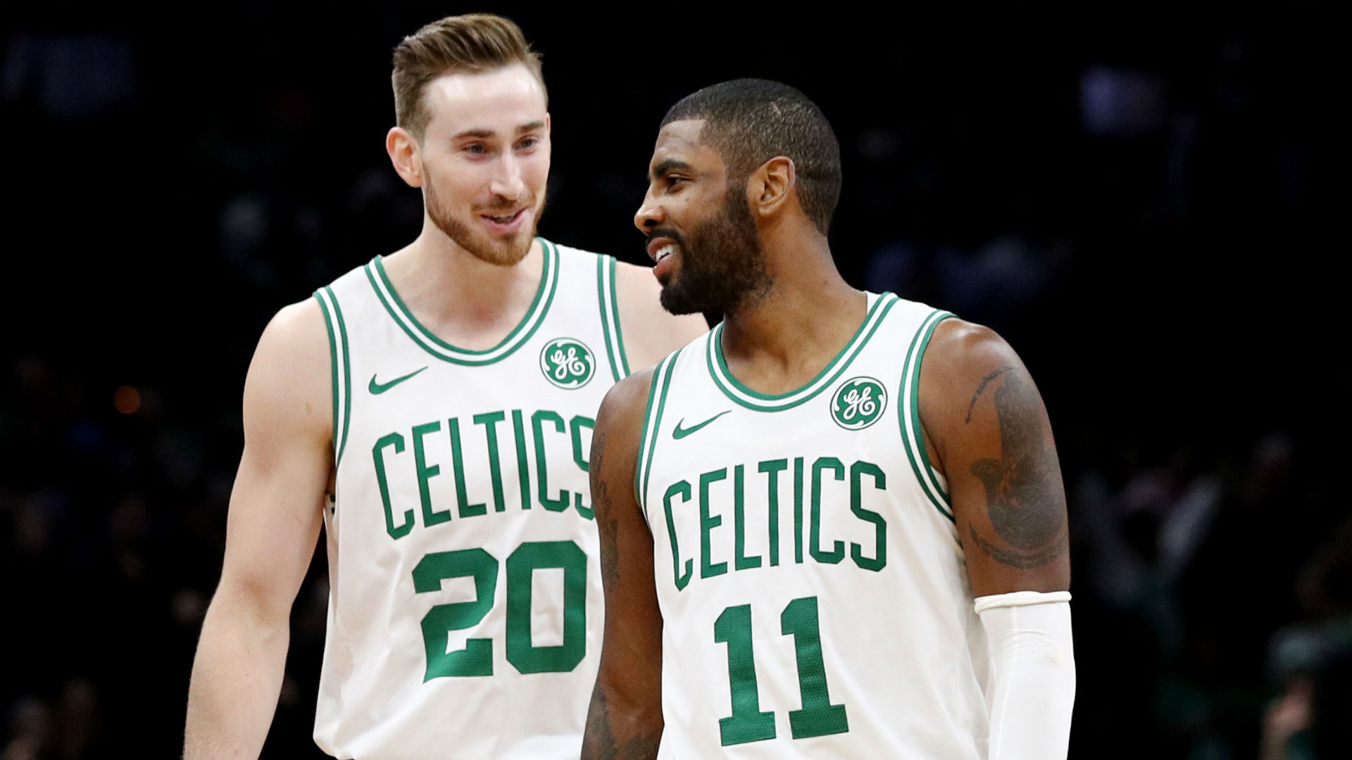 Kyrie Irving: Celtics' team meeting cleared air, sparked turnaround