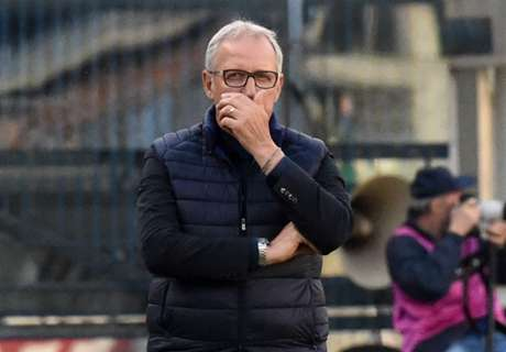 Verona relegated from Serie A