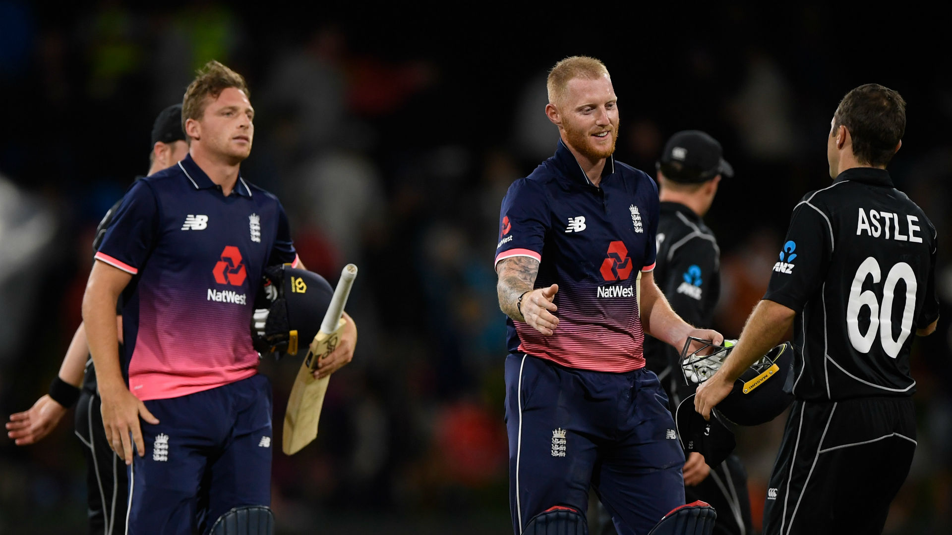 New Zealand vs England, 2018: 2nd ODI - Statistical Highlights