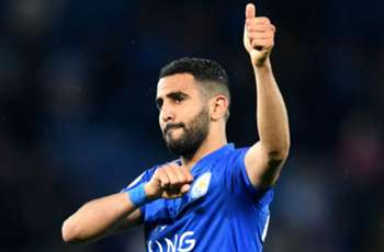 Mahrez thanks Leicester City following £60m Manchester City move