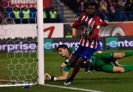 Atletico Madrid 1-0 Levante: Atleti top