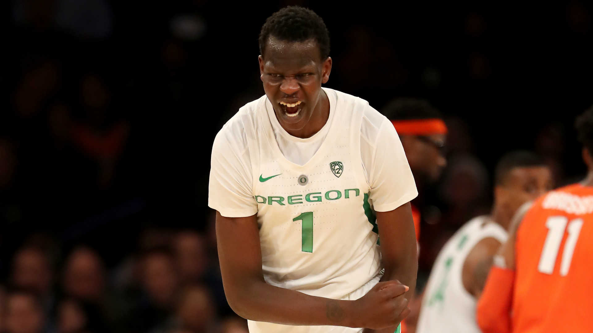 OR 7-footer Bol Bol (foot) out for season