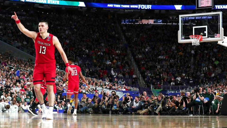March Madness 2019 3 Takeaways From Duke S Win Over: March Madness 2019: Three Takeaways From Texas Tech's Win