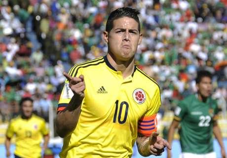 PREVIEW: Colombia v Ecuador