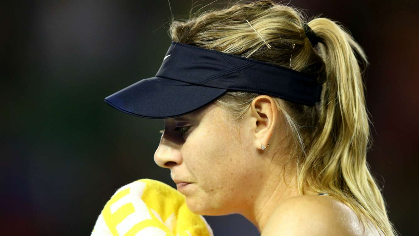 'She is starting at ground zero' - WTA chief on Sharapova wildcard