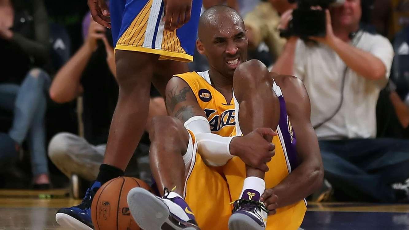 NBA | Kobe Bryant details worst moment of NBA career | SPORTAL Kobe Bryant Injury