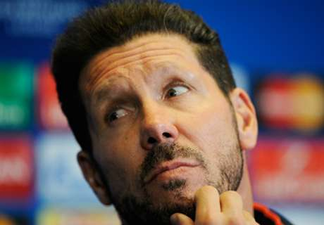 'Simeone will coach Inter, but not now'