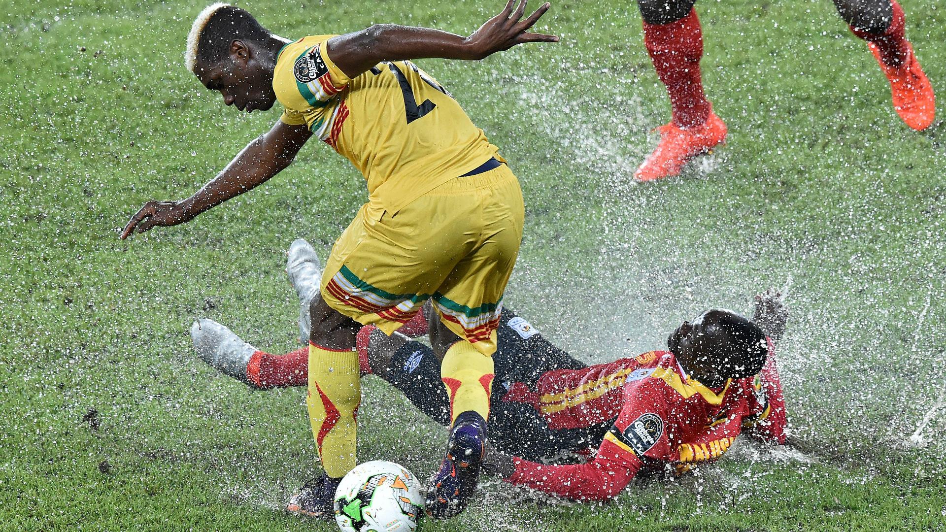 Egypt top Group D, Ghana sweat over Gyan