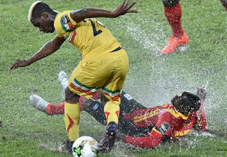 Mali crash out of AFCON
