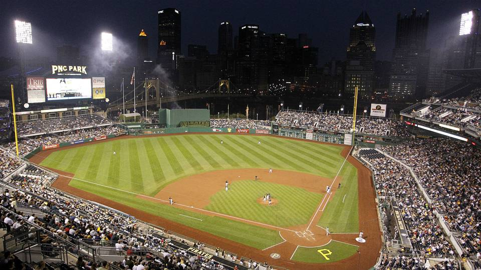 Watch Pirates Fans Get Bizarre Assists On 2 Padres Home Runs
